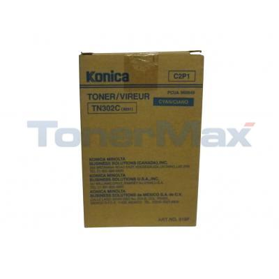 KONICA 8020/8031 TONER CYAN